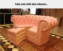 Now I Want Some Cake