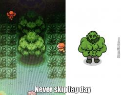 If You Do, You'll Turn Into A Tree