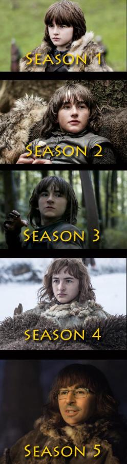 Brian Stark sure has grown up.