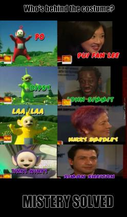 Teletubbies Actors Mystery Finally Solved!