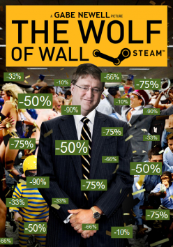 Steam™ over the next few weeks