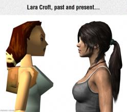 The Evolution Of Lara