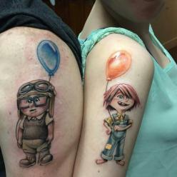Best Couple Tattoo I've Seen