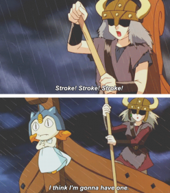 Closest thing to adult humor in Pokemon