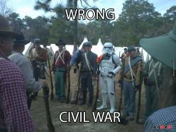This Is Not The Civil War You're Looking For