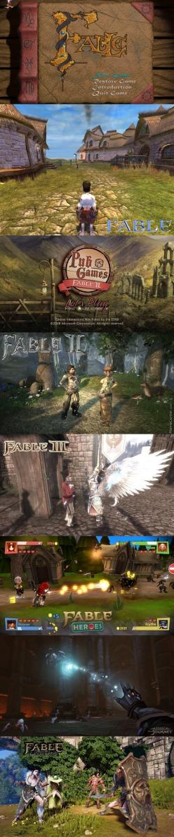 The Fable 1996 Rip-Off Simulator