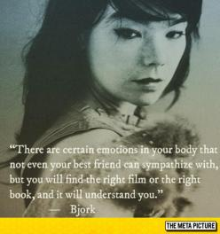 Bjork On The Importance Of Good Art