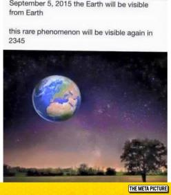 Can't Wait To See Such An Amazing Phenomenon