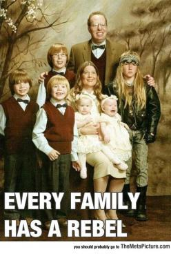 Every Single Family Has One