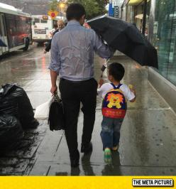 I Hope To Be This Kind Of Dad