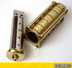 I Want This Steampunk Flash Drive