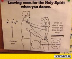 Insert Holy Spirit Here