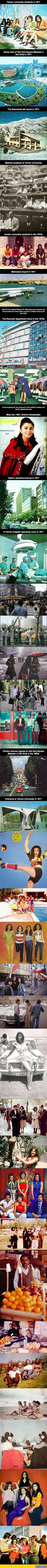 Iran In The 60s And 70s
