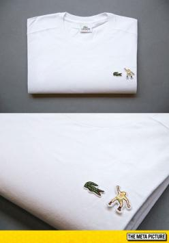 Lacoste With A Twist
