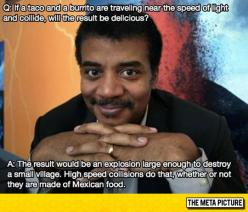 Neil Degrasse Tyson Knows Pretty Much Everything