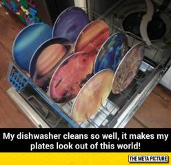 Now This Is A Good Dishwasher