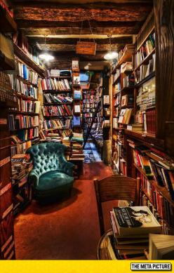 Shakespeare & Company Bookshop, Paris