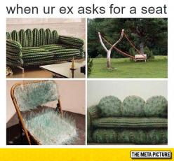 Sure, Have A Seat