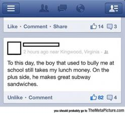 The Future Of A Bully