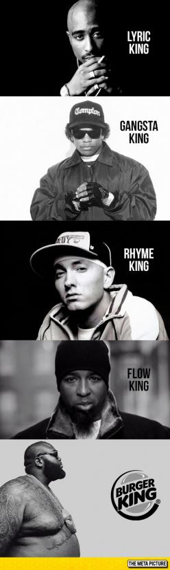 The Kings Of Rap