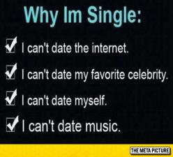 This Is Why I Am Single
