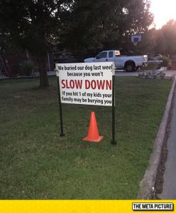 This Sign In My Neighborhood