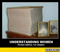 Trying To Understand Women