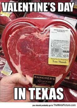 Valentine's Day In The South