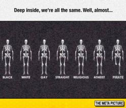 We're All The Same