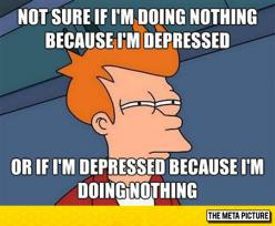 Welcome To The Depression Cycle