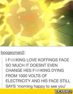 Why Koffing Is The Best