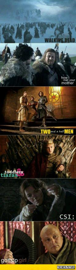 Why Watch Any Other Shows When You Have Everything In Game Of Thrones?