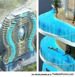 Zwembalkons In Mumbai, Where Each Room Has Its Own Pool