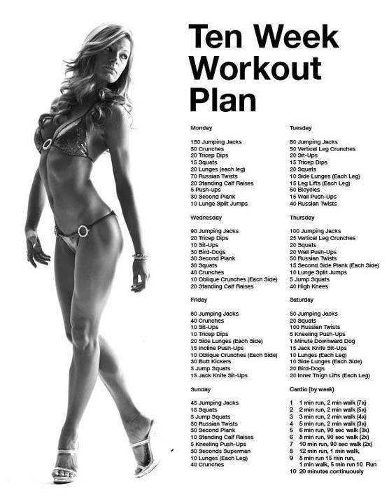 30 Day Burpee Challenge Fitness Workout Chart. Who's in?: Workoutplan, Fitness, Work Outs, Workouts, Ten Week, 10 Week Workout, Week Workout Plans, Exercise, 10Week