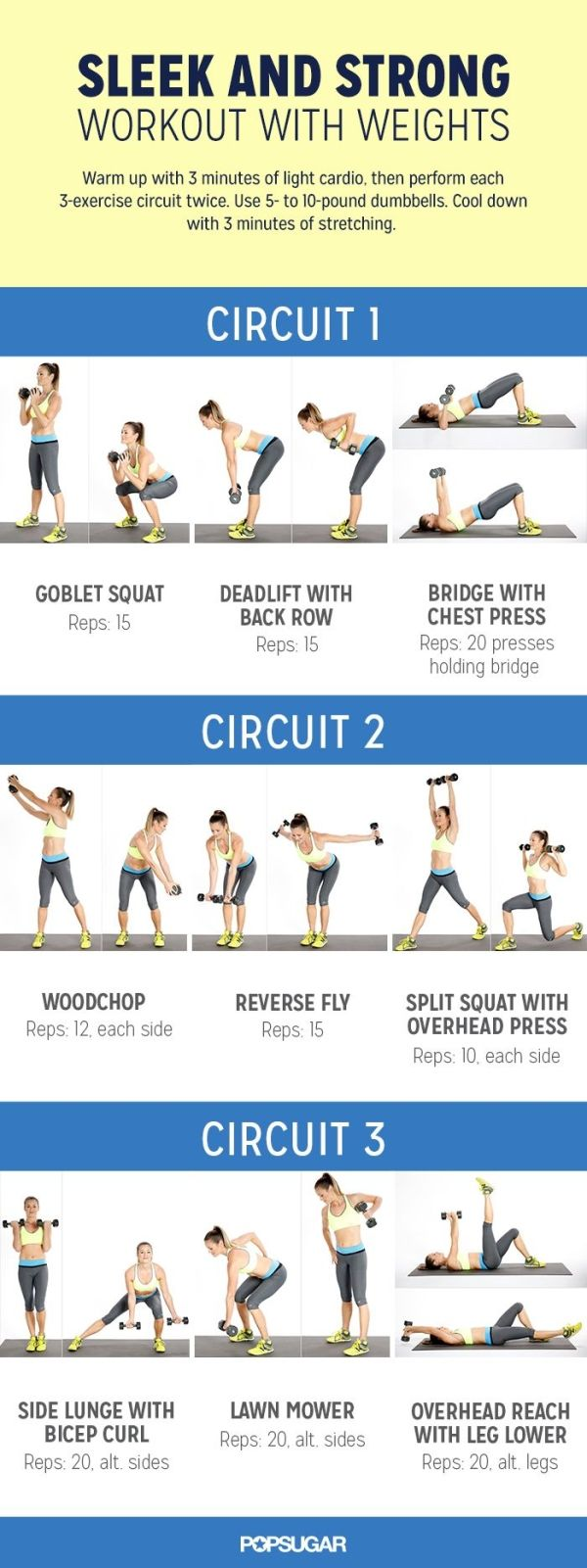 Workout With Weights: Toned Body Workout, Body Weight Workout, Arm Workout With Weight, Full Body Hiit Workout, Work Out, Fitness Workout, Circuit Training Workout, Circuit Workout With Weight