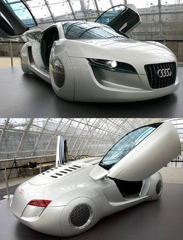 2010 Audi concept car-reminds me of the movie I, Robot: Luxury Sports Cars, Audi Concept, Sport Cars, 2010 Audi, Cars Ferrari, Concept Cars