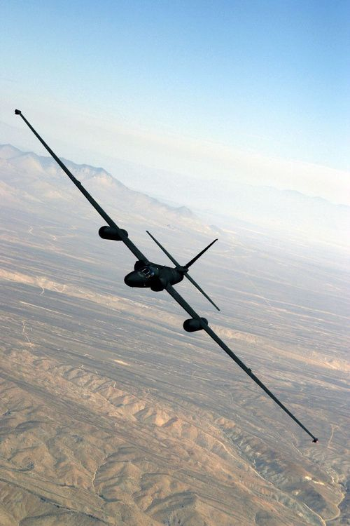 """The Dragon Lady"" - Lockheed U2 spy plane. This plane can fly at 70,000 ft, a.k.a. 13 MILES above the ground. Pilots have gotten the bends from flying it.: Spy Plane, Jet Aircraft, U 2 Dragon, Airplane, Dragon Lady, Planes"