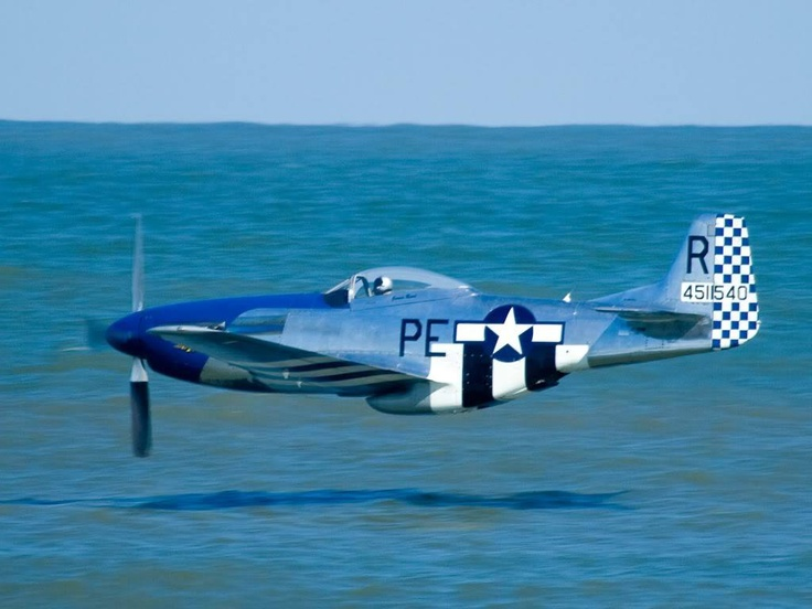 Airspeed, altitude, or brains; you always need at least two: Aviation, Mustangs, Airplane, Aircraft, War Birds, Low Flying, P 51 Mustang