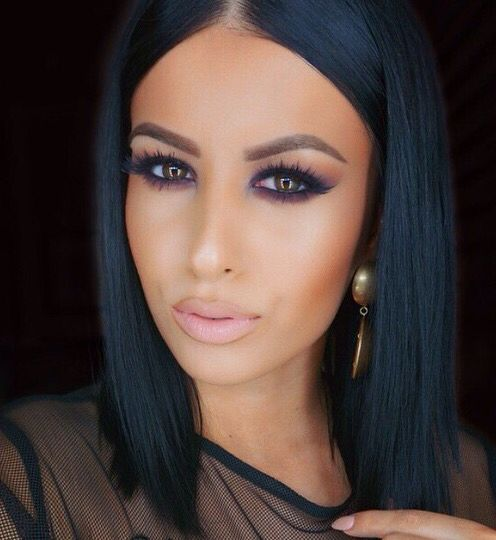 Amrezy: Ideas, Make Up, Hairs, Beauty, Smokey Eye, Amrezy Makeup, Face Beat, Hair Color