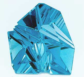 Aquamarine - Carry this stone for protection when traveling on water or flying through the air over water. The blue of this stone influences the elements of both water and air. It is believed to prevent drowning and suffocating, bring inner peace, and rev