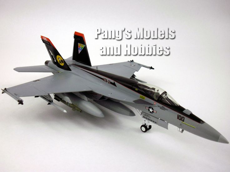 "Boeing F/A-18E Super Hornet ""Tomcatters"" 1/72 Diecast Metal Scale Model by Witty Wings: 1 72 Diecast, Boeing F A 18E, War Planes, Scale Model, Super Hornet, Hornet Tomcatters"