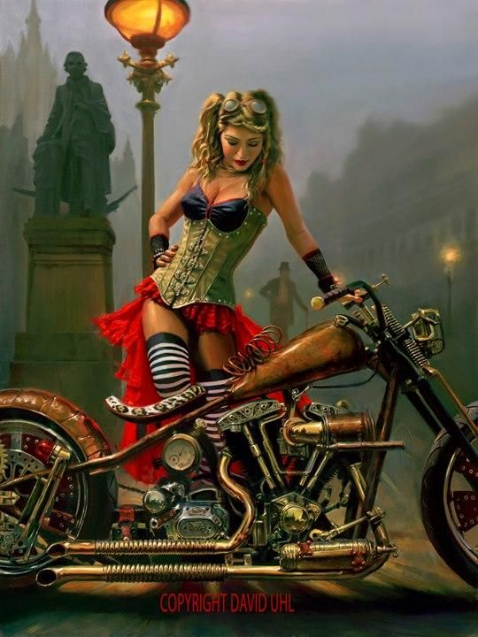 #Cars, #Rides, #Autos  &   other Guy stuff  - www.Dudepins.com - Site for Men & Manly Interests: Harley Davidson, Motorcycles, Girl, Biker, Art, Steampunk Seduction, David Uhl, Pinup, Pin Up