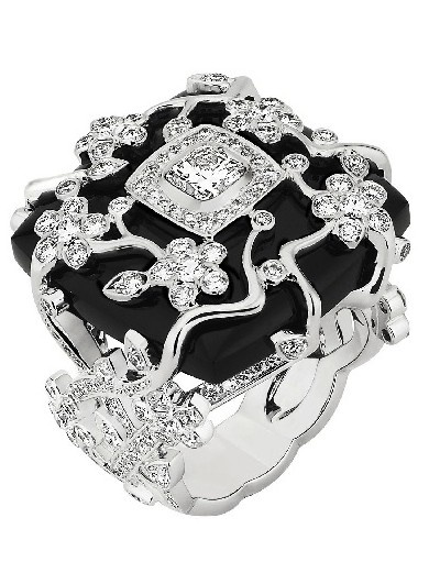 Chanel Ring...<3: Bling, Jewellery, Rings, Jewelry, Jewels, Sparkle