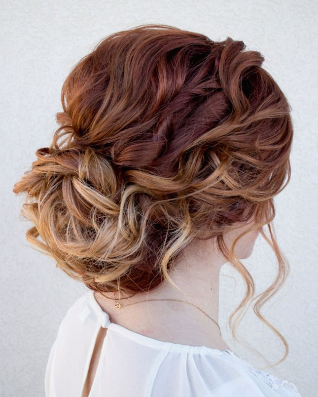 Constantly wearing me hair up so this is a great link: Wedding Hair, Messy Bun, Hair Bun, Messy Updo, Updos, Hair Style, Hair Updo