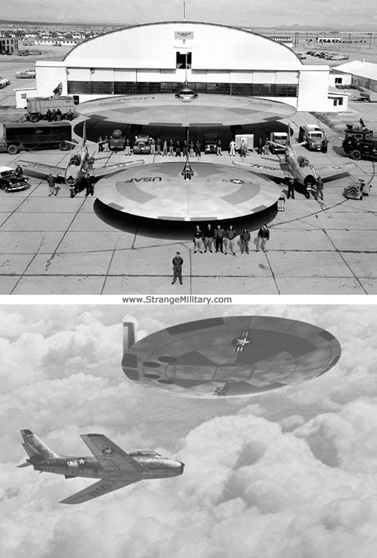 DID THE US AIR FORCE DEVELOPE A UFO? - STRANGE OLD PICTURES!: Airforce, Ufo Pictures, Aliens Mysteries Unexplained, Flying Saucer, Roswell Aliens, Aliens Ufo, Ufos Usos Aliens, Ufo Airplanes