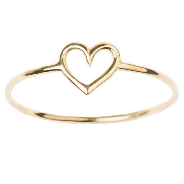 Everyday Jewelry: Stunning pieces to put on and never take off!: Everyday Ring, Harpers Bazaar, Gold Rings, Dainty Ring, Everyday Jewelry
