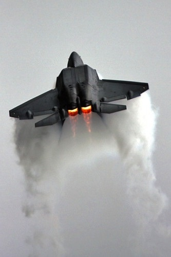 F-22 Raptor Inverted thrust Vector ripping through the sky.i know it's not a gun, but it has them. Whatever, I want one anyhow.: F22 Raptor, Fighterjet, Military Aircraft, F 22 Raptor, Airplanes, Aircraft, Jet Fighter, Fighter Jets