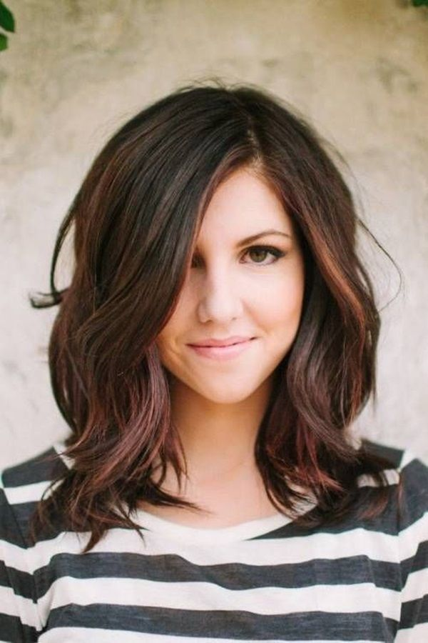 Gorgeous Shoulder Length Hairstyles to Try This Year (1): Medium Straight Hairstyle, Medium Winter Hairstyle, 2016 Hairstyle, Medium Hair Style, Medium Hairstyle, Mom Hairstyle, Hair Color, Shoulder Length Hair Style, 2016 Hair Style