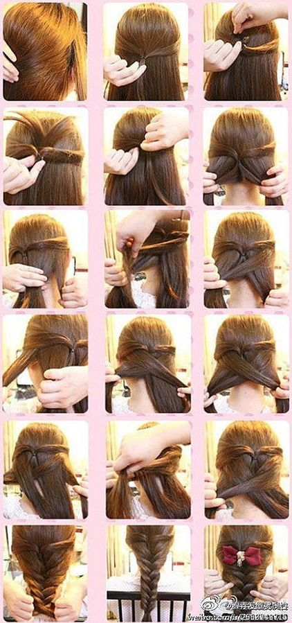 hair styles for long hair: Hair Ideas, Hairstyles, Hair Styles, Long Hair, Beauty