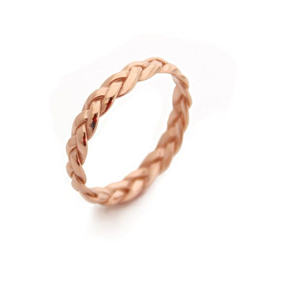 Hey, I found this really awesome Etsy listing at https://www.etsy.com/listing/196349385/braided-rose-gold-ringgold: Gold Bands, Braided Rose, Gold Ring Gold, Jewelry Simple Rings, Braided Ring, Gold Jewelry, Rose Gold Rings, Sterling Silver Etsy